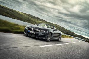 BMW 8 kabrió