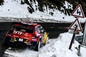 Monte Carlo Rally 2019