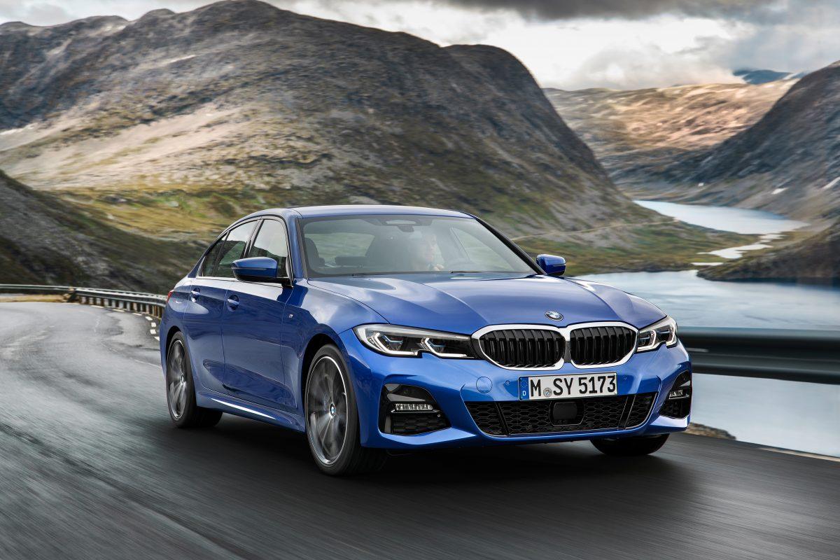 Az új 3-as BMW