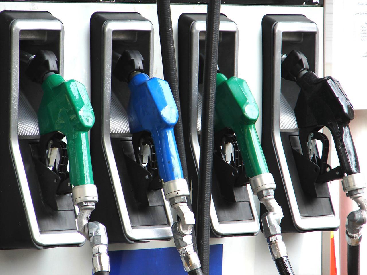 Benzinkút-töltőpisztoly
