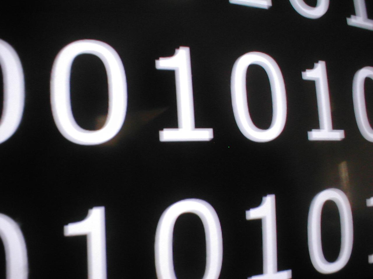 bináris kód