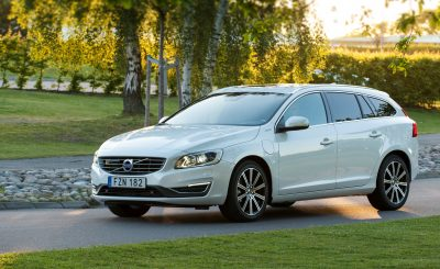 Volvo V60 PHEV