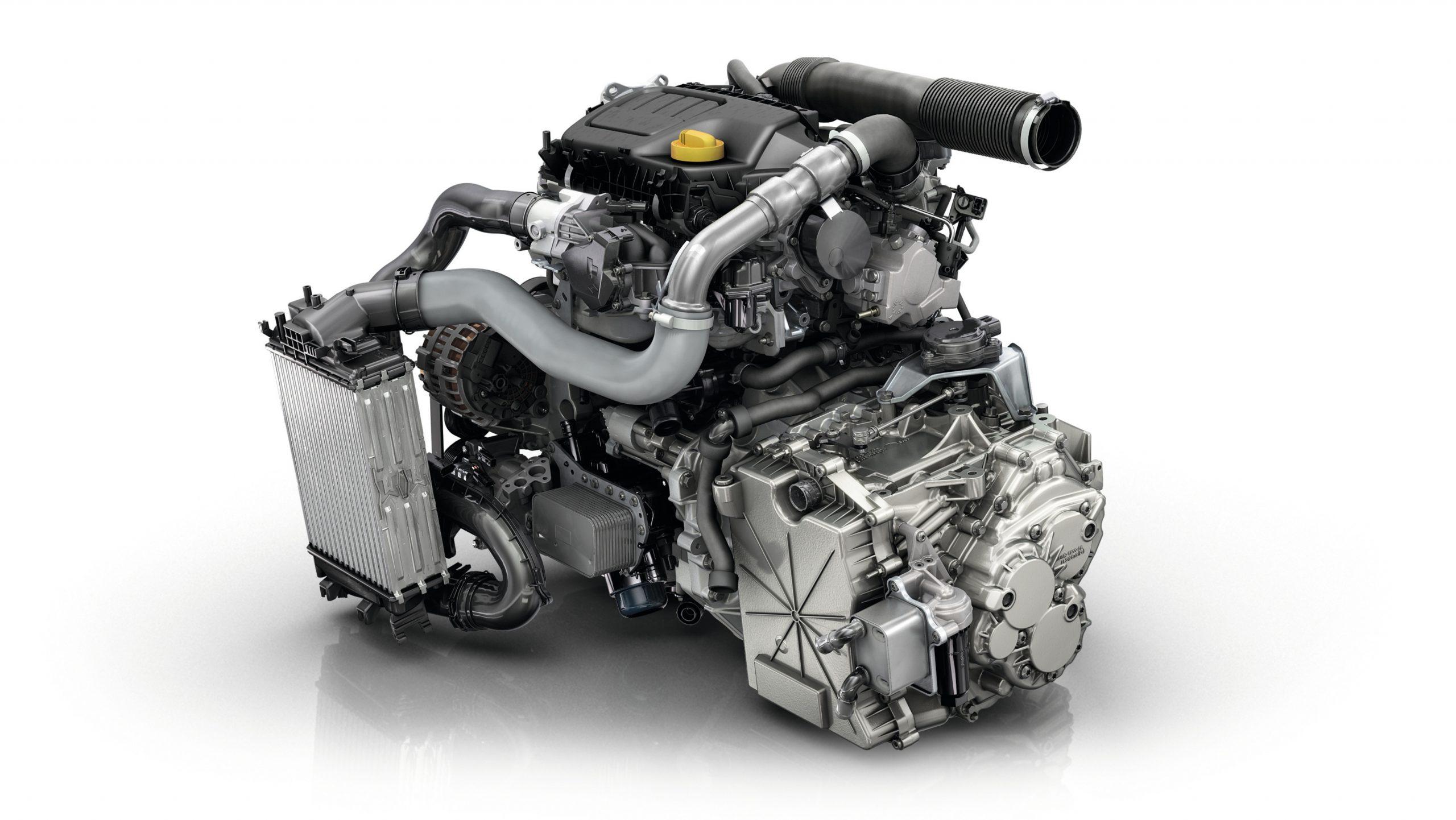 A Renault-féle Energy motor