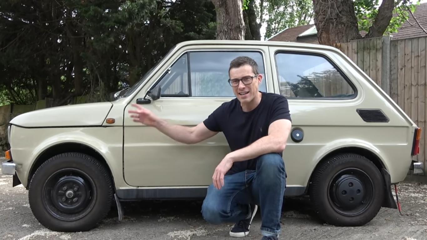 Polski Fiat in the UK