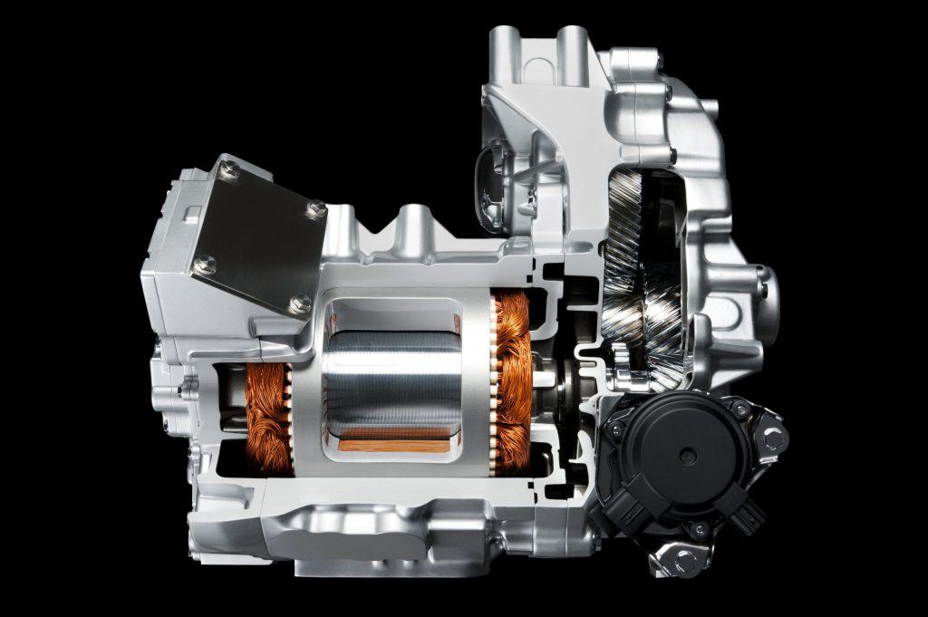 Nissan Leaf (2010) motor