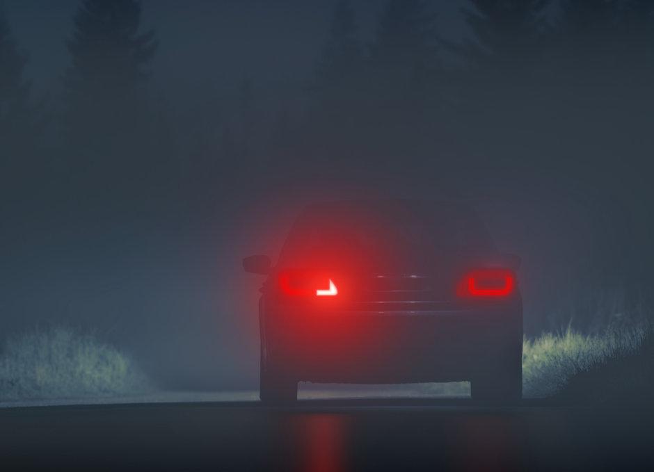 ködzárófény