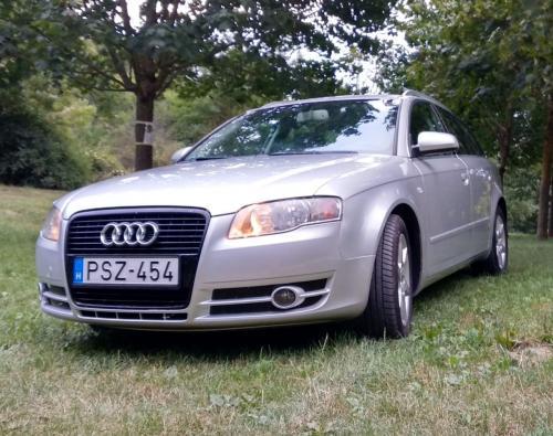 Audi A4 B7 teszt